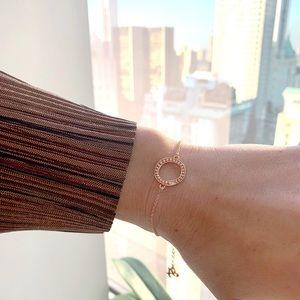 Swarovski Adore Rose Gold Bracelet